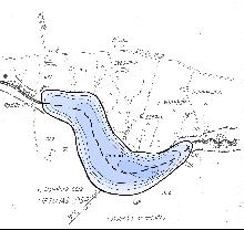 hydrological map